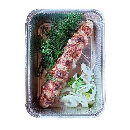 Люля-кебаб зі свининою