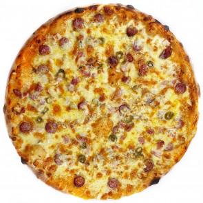 """Піца """"Копчений край"""""""
