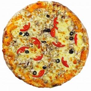 """Піца """"Курочка з грибами"""""""