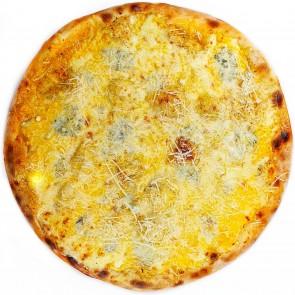 """Піца """" Три сира"""""""
