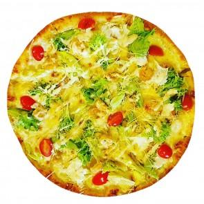 """Піца """"Цезар з креветкою"""""""