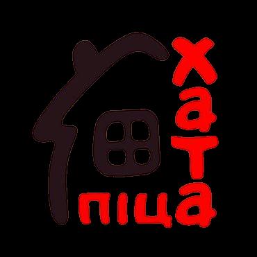 Логотип сайта доставки піци в Києві